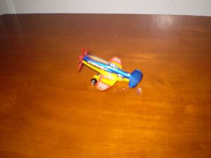 Hotwheels Airplane