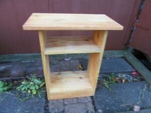 SIDE TABLE - UNFINISHED - REDUCED!!!!
