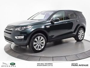 2016 Land Rover Discovery Sport HSE LUXURY | LANE ASSIST