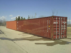 Used Steel Storage Containers / Steel Shipping Containers Peterborough Peterborough Area image 3