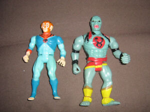 VINTAGE THUNDERCATS FIGURE LOT
