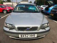 ***Volvo V70 Estate 2.4 turbo 2002/52 Long Mot*** Immaculate