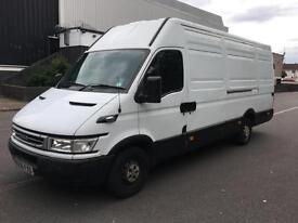 Iveco Daily 2.3 LWB EXTRA LONG. £1500 SPENT ON MOT. LOT'S OF MAJOR WORK.