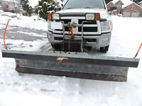 Snow Removal Available