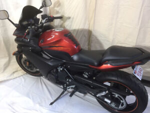 Yamaha FZ6R For Sale