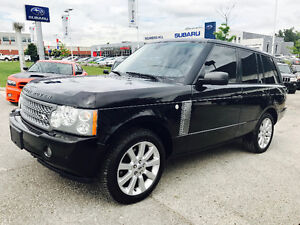 2007 Land Rover Range Rover Super charged SUV, Very Clean!!