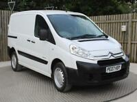 Citroen Dispatch 1200 L1h1 Swb P/V Hdi 90 Panel Van 1.6 Manual Diesel