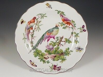 Mottahedeh Williamsburg Chelsea Bird DINNER PLATE