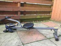Small Hydraulic Rowing Machine