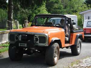 1967/1971 Jeepster Commando 1972/1973 AMC Jeep Commando