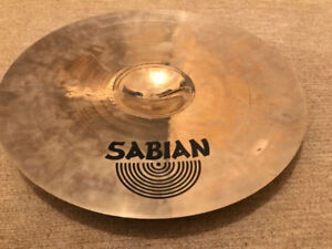 Cymbale Ride Sabian AAX 20 pouces