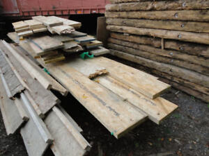 Looking for used lumber