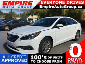 2016 HYUNDAI SONATA GL * REAR CAM * BLUETOOTH * PREMIUM CLOTH SE