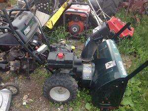 Wanted your unwanted non working Snowblowers  Belleville Belleville Area image 1