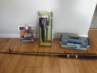 $140 - Complete Fishing Gear. Last minute DEAL !!!   SAVE $$$