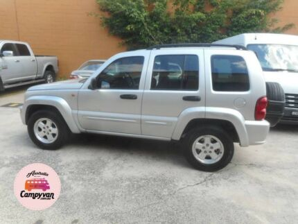 2004 Jeep Cherokee Rego Perfect backpackers car