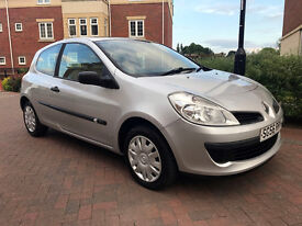 Renault Clio 1.5 DCI 86 EXPRESSION (silver) 2006