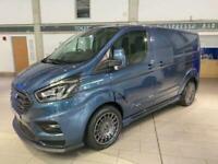 2021 Ford Transit Custom 185ps Auto 320 SWB MSRT Panel Van Diesel Automatic