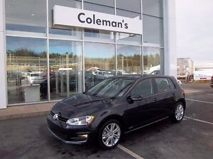 NEW 2016 Volkswagen GOLF Highline - Turbocharged - SAVE $4100