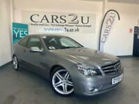 2009 59 Mercedes-Benz CLC Class 2.1 CLC200 CDI Sport 2dr
