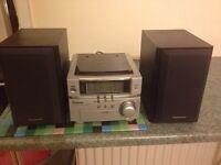 Panasonic cd radio