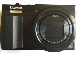 Panasonic Lumix ZS50 30X Zoom Travel Camera