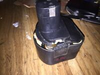 I'm looking for a 12v power tool battery