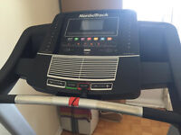 NordicTrack C 700 Treadmill -priced to sell fast