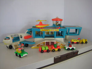 Airport by fisher price