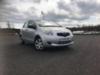 2006 Toyota Yaris Vvti T2 5 Door **Finance Available** 1