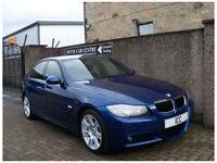 56 REG BMW 318i 2.0 16V M-SPORT 4DR M-SPORT BODYKIT + ALLOYS CLIMATE LOW MILEAGE