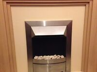 I have a nice fireplace for sale look like new for £40