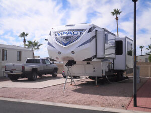 2014 Keystone Fuzion Impact model IP 311