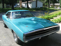 CHARGER IMPECCABLE!