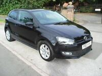 VOLKSWAGEN POLO 1.2 MATCH EDITION ONLY ONE OWNER FROM NEW