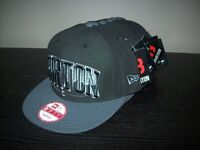 NEW : LOT 7 CASQUETTES NEW ERA SNAPBACK CAP BURTON SNOWBOARD
