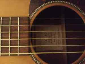 Martin ooom acoustic guitar trade for good quality drums  Cambridge Kitchener Area image 4