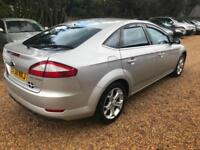 2008 Ford Mondeo 2.0TDCi 140 Titanium Full Mot 04/2019 Service stamps 8 nice car