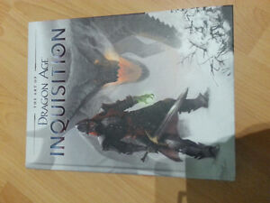 Dragon Age Inquisition - Hardcover Artbook