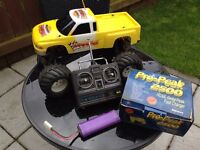 Traxxas Stampede Remote Control Monster Truck