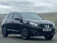 2012 Nissan Qashqai 1.6 N-TEC DCI 5d 130 BHP 4x4 Hatchback Diesel Manual
