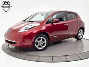 2015 Nissan LEAF SV GPS CAMERA DE RECUL BLUETOOTH