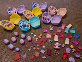 Cry babies accessories and cases only no dolls