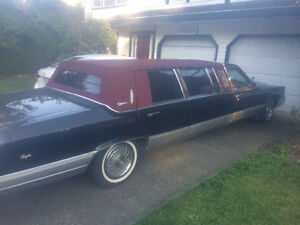 1990 Cadillac Brougham Chrome Other