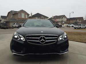2014 Mercedes-Benz E-Class E250 AWD Sedan