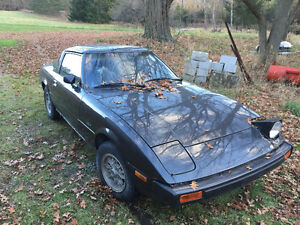 1979 rx7 limited plus separate full parts car. 2 cars