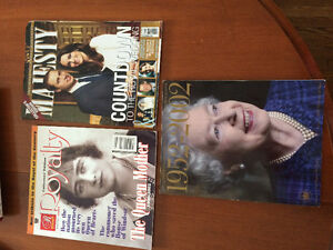 Variety of magazines, some collectors