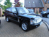 2005 Land Rover Range Rover 3.0 Td6 Auto Vogue