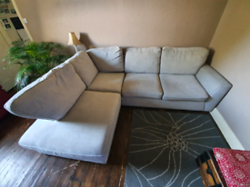 Couch / Sofa / L shaped couch