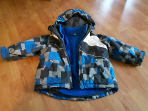 BOYS 3T The Childrens Place 3-in1 Snow Suit